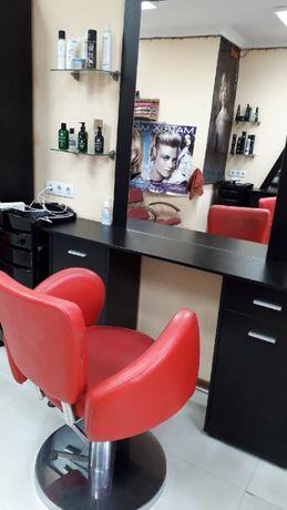 Аренда парикмахерского кресла и маникюрного кабинета