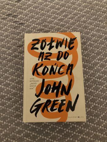 żółwie aż do końca - john green książka