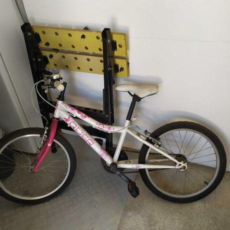 Bicicleta Menina Roda 20