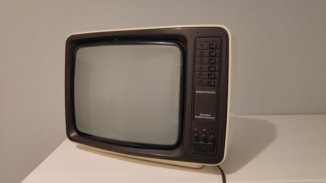 TV retro Grundig Triumph 1421