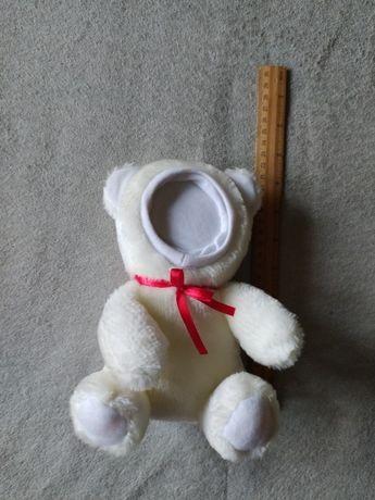 Ведмедик, фоторамка, рамка для фото, мяка рамка, антистрес