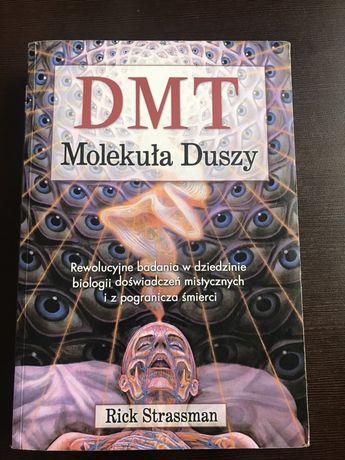 DMT Molekuła Duszy - Rick Strassman książka dychowość psychodeliki
