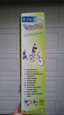 Hol rowerowy Trail-Gator przyczepka rowerowa