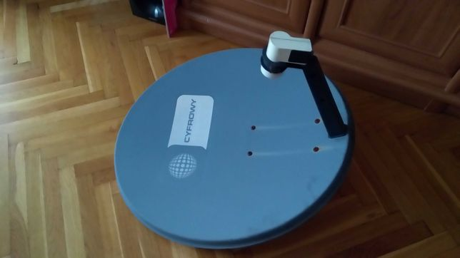 Antena satelitarna + konwerter