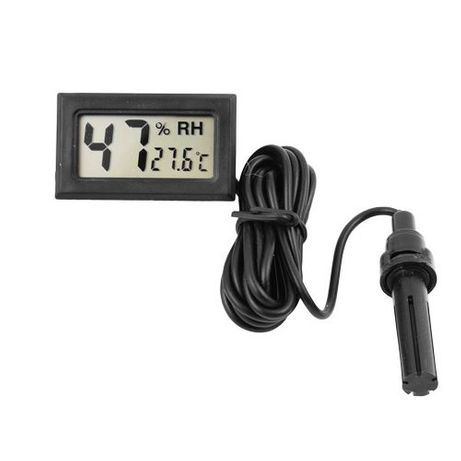 Термометр-гигрометр WSD-12 с выносным датчиком