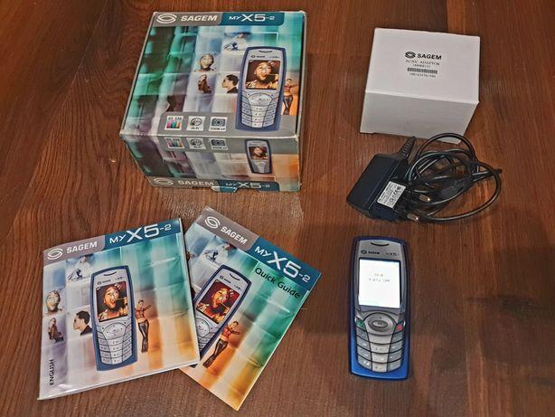 Telefon Sagem myX 5-2