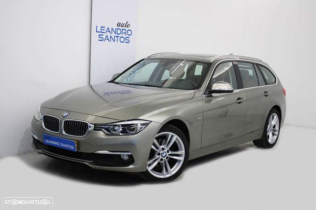 BMW 320 d Touring Line Luxury