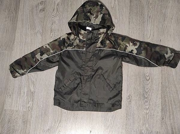 Sale. Крутая камуфляжная ветровка куртка на мальчика 5-7 лет