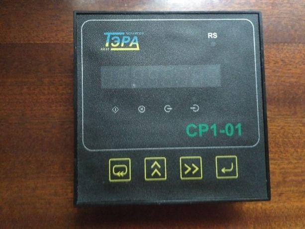 Счетчик импульсов и расходомер электронный Тэра