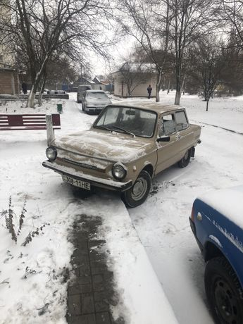 Заз 968М Запорожец