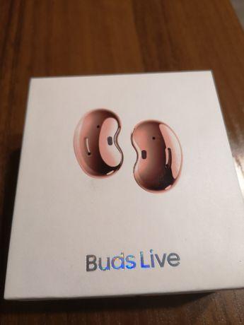 Słuchawki SAMSUNG GALAXY Buds Live