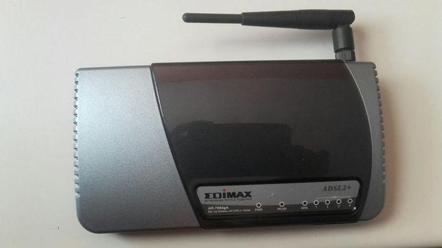 Modem Edimax z ruterem Wifi