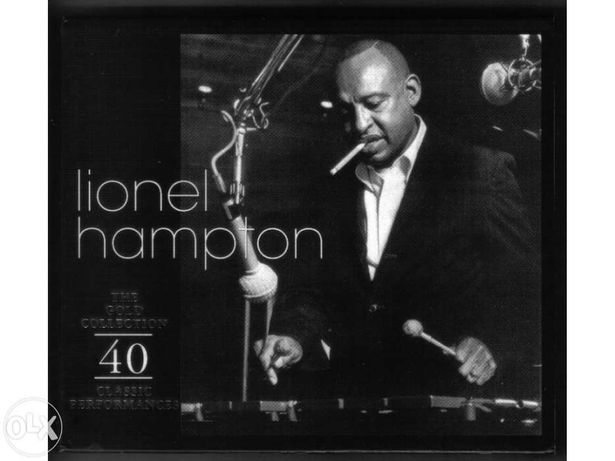 CD Duplo Lionel Hampton - The Gold Collection