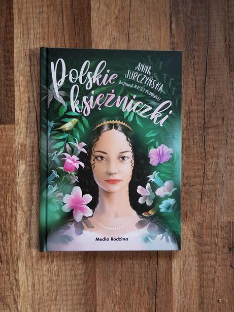 Książka dla dzieci Polskie Księżniczki