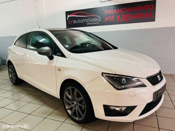 SEAT Ibiza SC 1.6 TDi FR