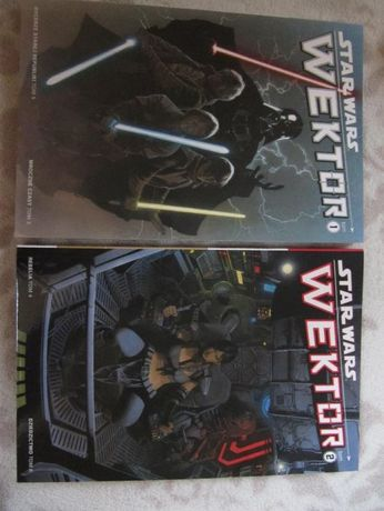 star wars WEKTOR tom 2.
