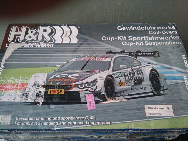 Suspenção completa H&R Cup-Kit BMW