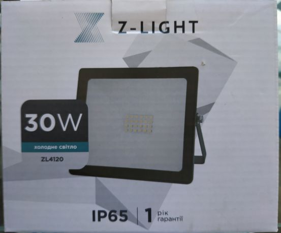 Прожектор 30w светодиодный