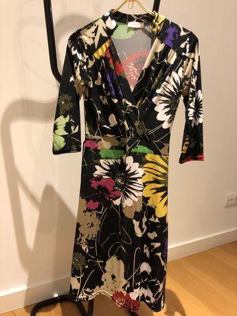 Vestido estampado lycra marca Fifilles