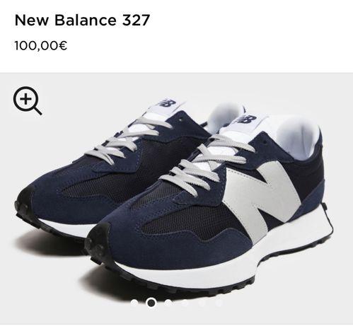 Sapatilhas new balance 327