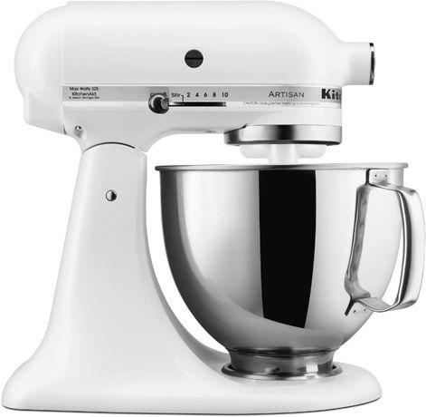 Кухонный комбайн Kitchenaid Artisan 5KSM150PSEFG белый