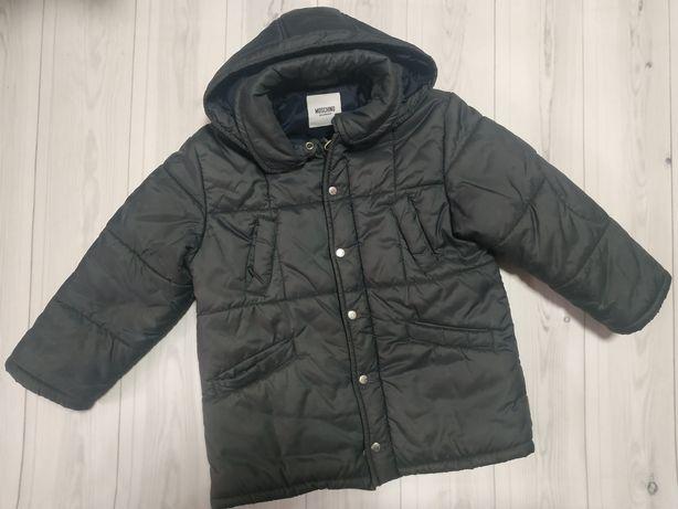 Куртка на холодную весну, для мальчика 4 года