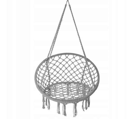 Fotel wiszący/ bocianie gniazdo/ huśtawka/ hamak ogrodowy