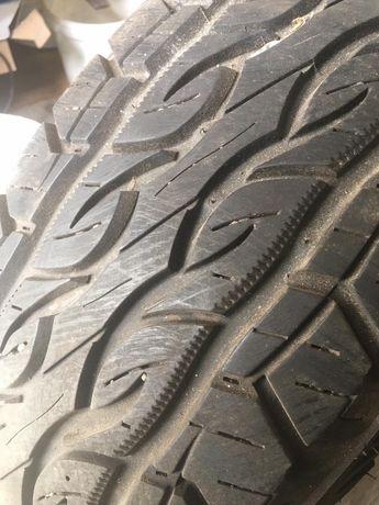 Продам одну шину Kumho 245/70 R16