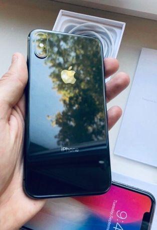 IPhone X 64Gb - space grey с комплектом