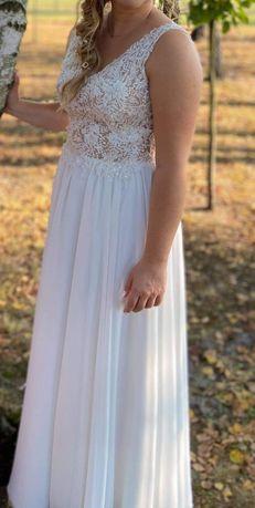Suknia ślubna rozm 38