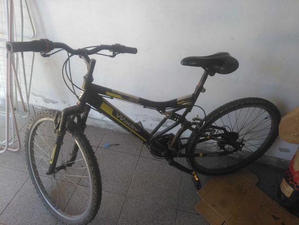 Bicicleta roda26 marca WADER