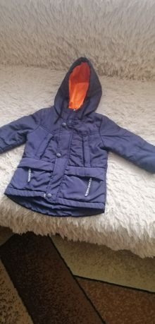 Куртка для мальчика 98 размера