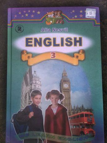 Учебник английский язык Несвит 3 класс