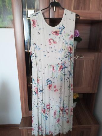 Sukienka letnia z bawełny