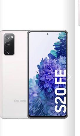 Samsung s20 Fe com garantia e seguro