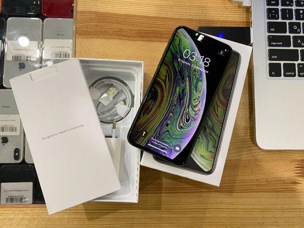 iPhone Xs 64/256gb Space Gray/Айфон Хс 64/256гб Черный ГАРАНТИЯ! 10/10