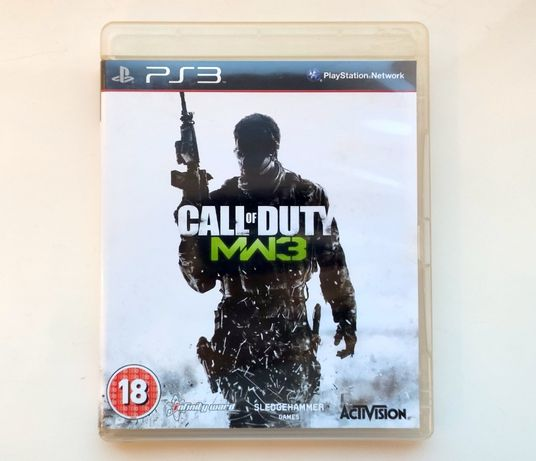 Call of Duty Modern Warfare 3 III PS3 Playstation 3 ideał