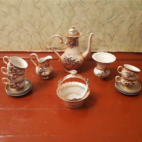 Чайно-кофейный сервиз (на 6 персон)