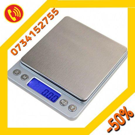 Ювелирные электронные весы с 2-мя чашами 0.01-500 грамм