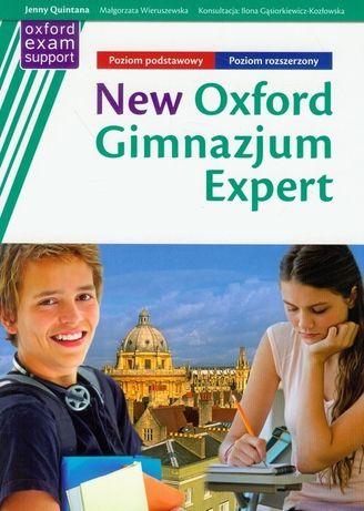 New Oxford Gimnazjum Expert Repetytorium angielski