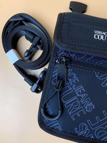 Мужская сумка/мессенжер Versace Jeans Couture