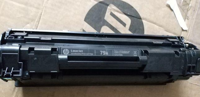 Картридж HP 79A (CF279A) першопрохідні оригінали для HP M12/ M26