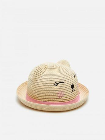 Шляпа/ шляпка/ панамка для девочки