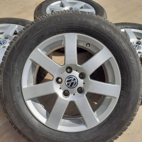 диски VW R16 5x112 Passat B7 Jetta Audi Caddy Skoda Octavia Superb A5
