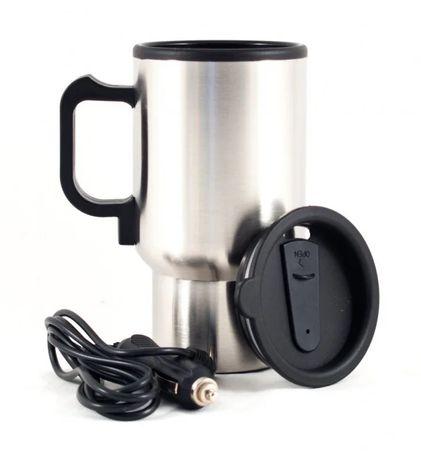 Автомобильная термокружка с подогревом чашка для автомобиля   Для зака