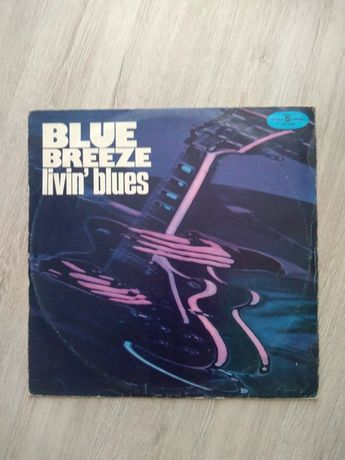 Blue Breeze livin 'blues. Winyl
