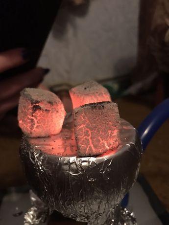 Уголь для кальяна 2грн/шт