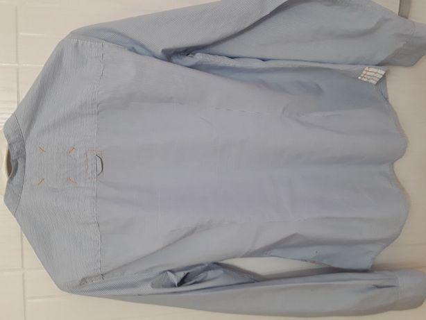 Bluzeczka koszulowa firmy H&M rozm 42