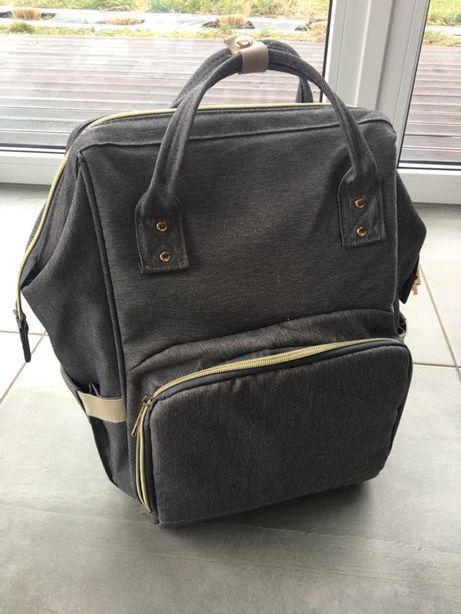 Plecak dla rodziców niemowlaka