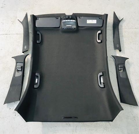 Потолок Mercedes W205 C-Class салон стойки плафон накладка разборка
